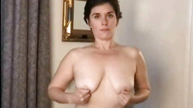 BONITO videos hd eroticos CLÁSICO DE PELO CORTO GANGBANG