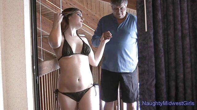 Spizoo - Aaliyah peliculas swinger eroticas Hadid doble penetración por 2 pollas grandes