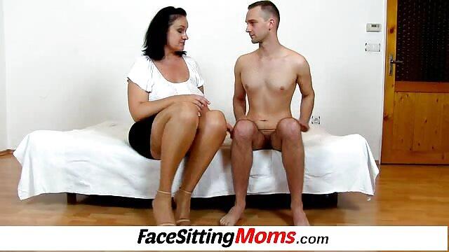 Riley Reid follando a su videos xx eroticos padrastro